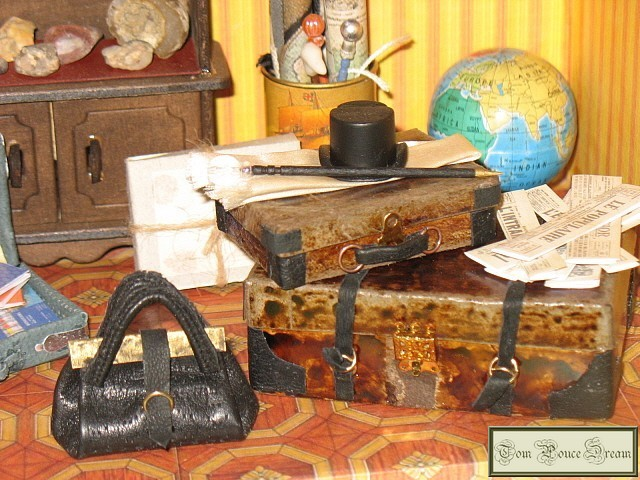 bagages anciens