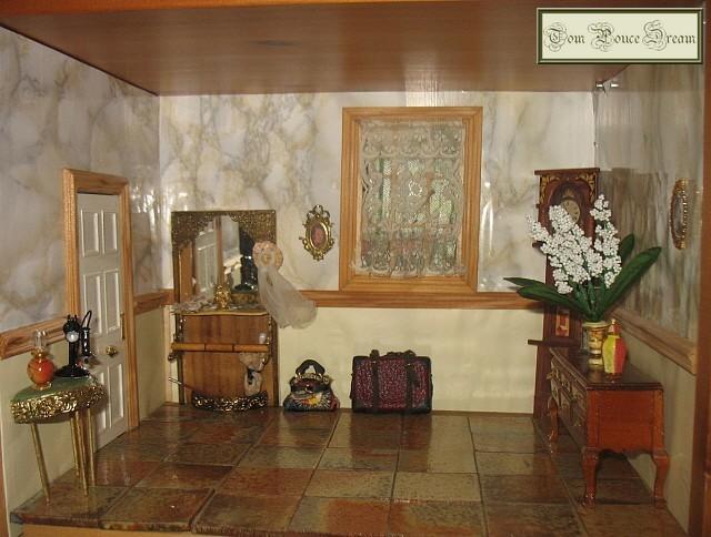 l 39 entr e de la maison de l 39 tag re. Black Bedroom Furniture Sets. Home Design Ideas