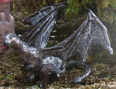 malle miniature: dragon